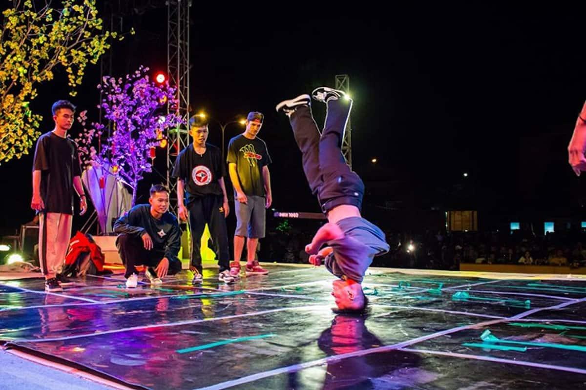 Hiphop – Bước Nhảy Xanh Bình Thuận 2019