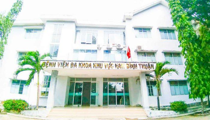 Bệnh viện ĐKKV Phía Nam Bình Thuận thông báo tuyển dụng