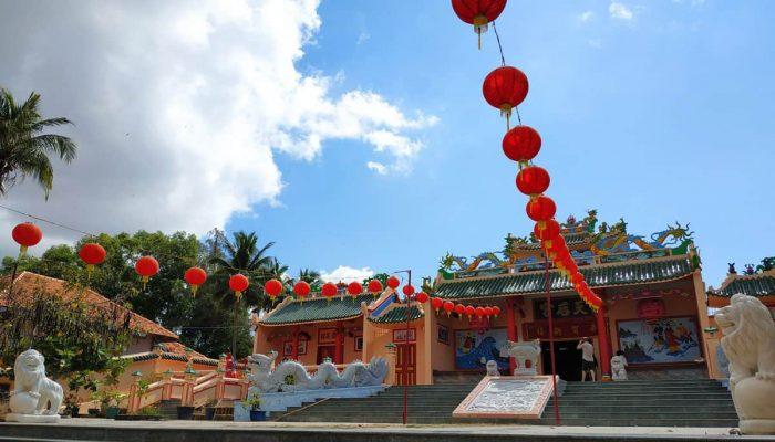 Chùa Bà Thiên Hậu Phan Thiết, nơi cầu an của người dân Phú Hài