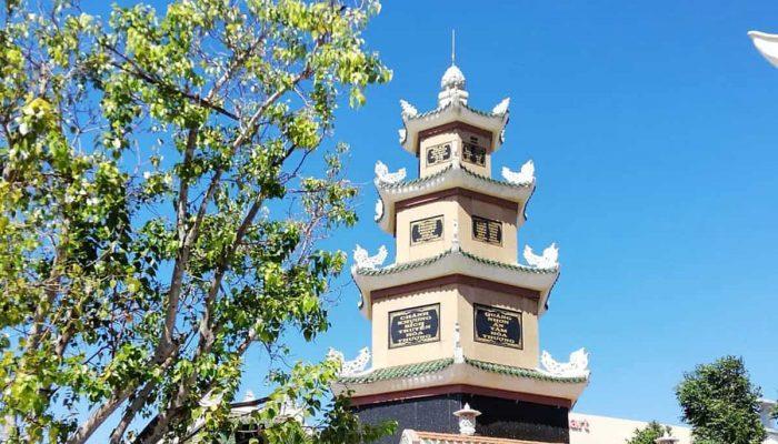 Chùa Tòng Lâm Vạn Thiện, nơi đào tạo chư Tăng nổi tiếng Bình Thuận