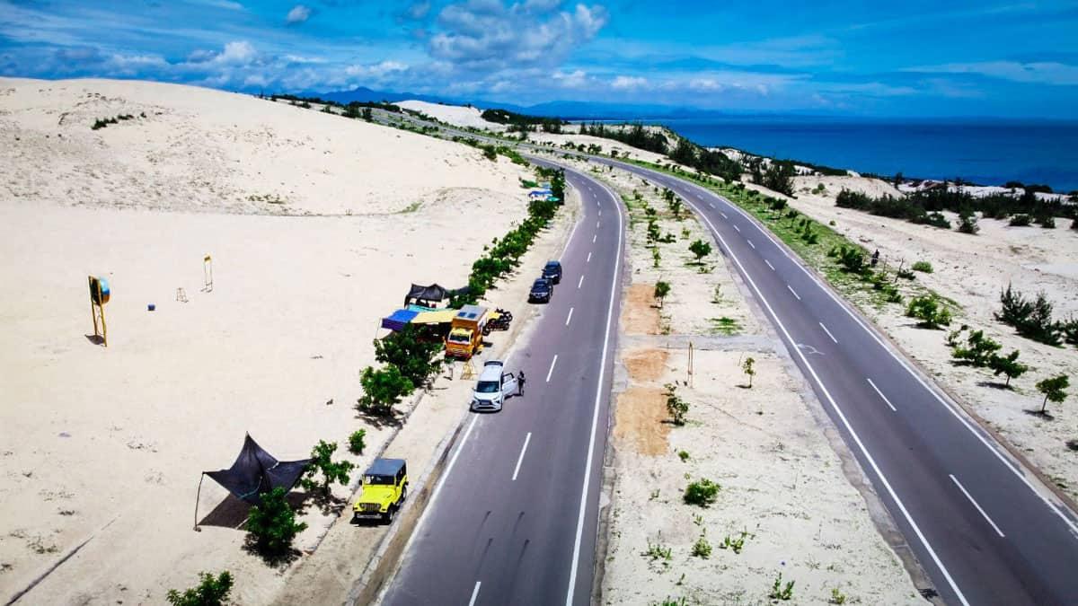 Đường Ven Biển đẹp nhất Việt Nam