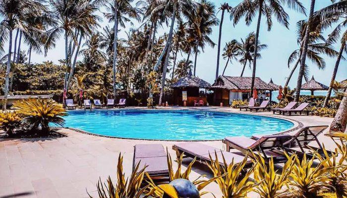 Little Paris Resort & Spa ẩn mình dưới rặng dừa xanh mát