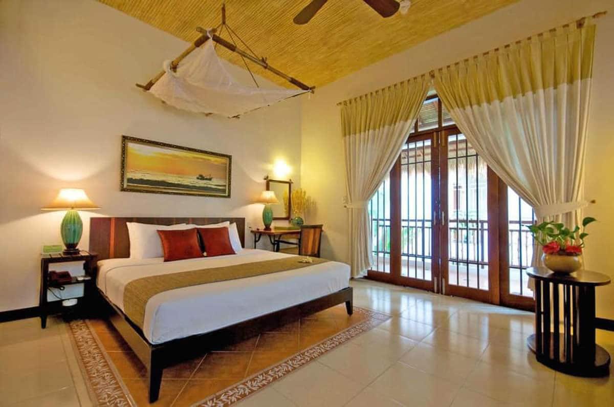 Phòng nghỉ tại Bamboo Village