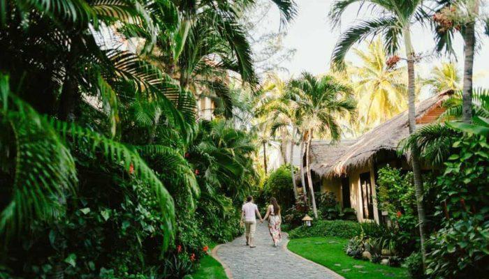 Bamboo Village Resort, một thoáng Hawaii giữa lòng Mũi Né