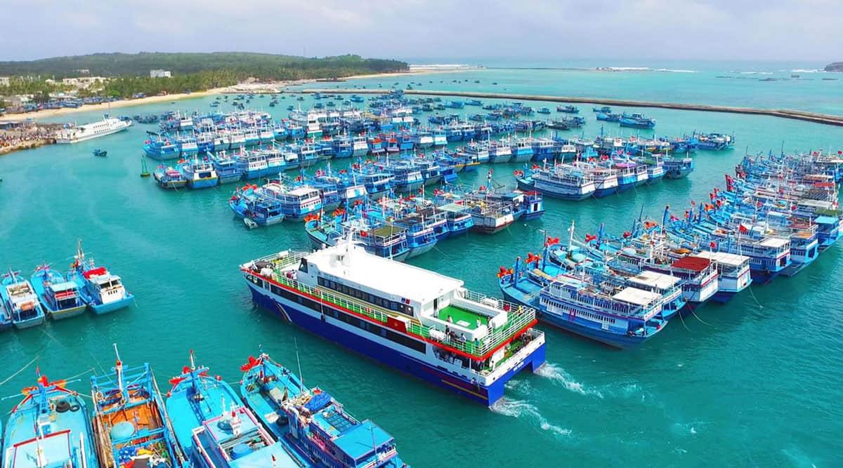 Tàu Phú Quý Express