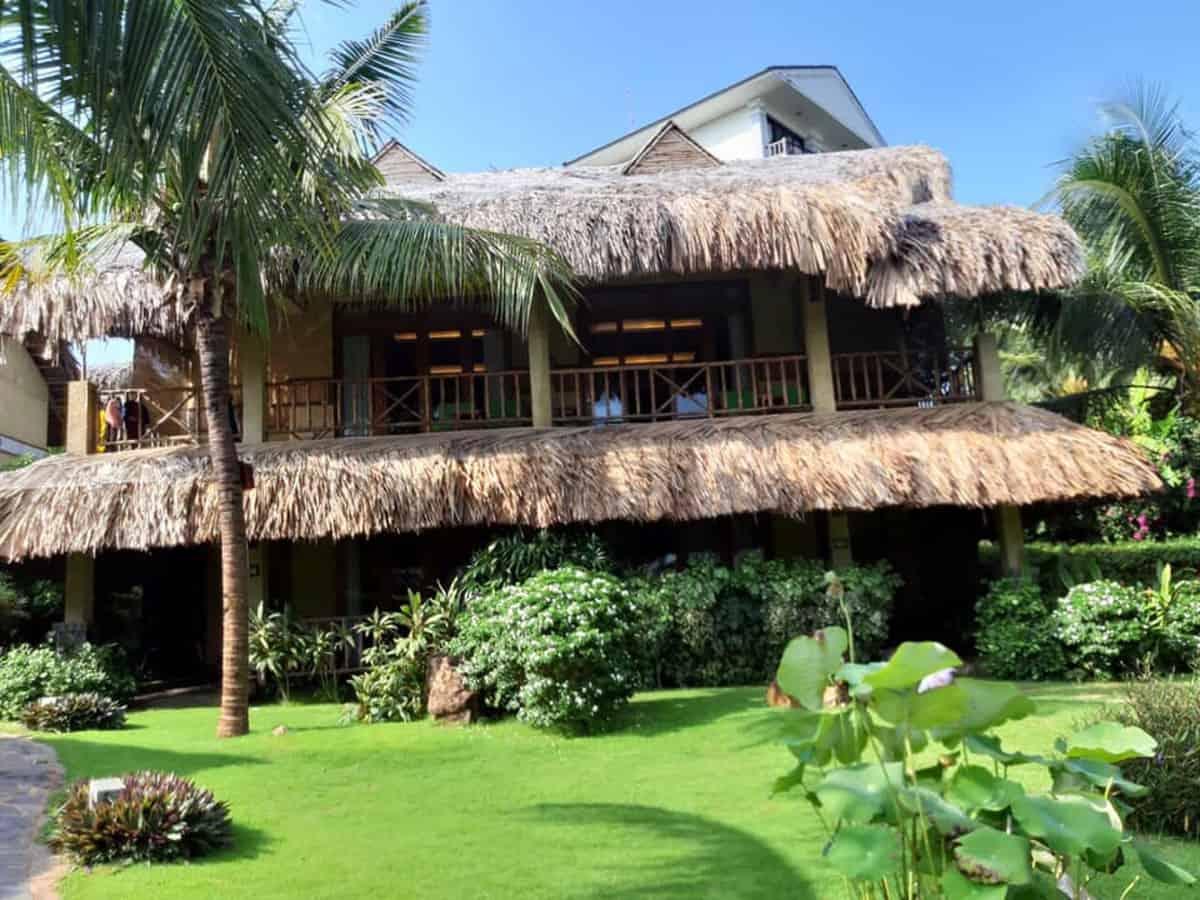 Bungalow ở Aroma Beach Resort & Spa Mũi Né