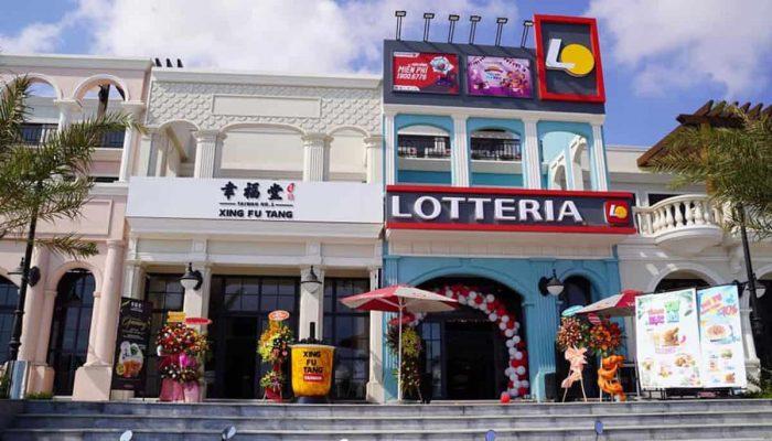 Lotteria Novahills Phan Thiết thông báo tuyển nhân viên