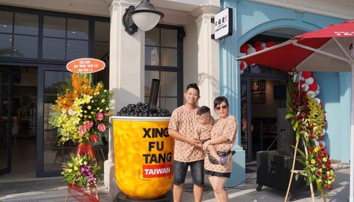 Xing Fu Tang vừa khai trương 02 cửa hàng mới tại Phan Thiết