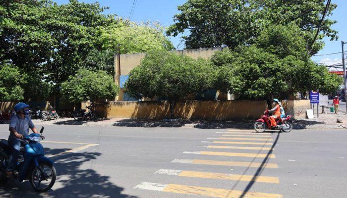 Công an thị trấn Phan Rí Cửa sẽ quản lý cơ sở cũ Trường 1