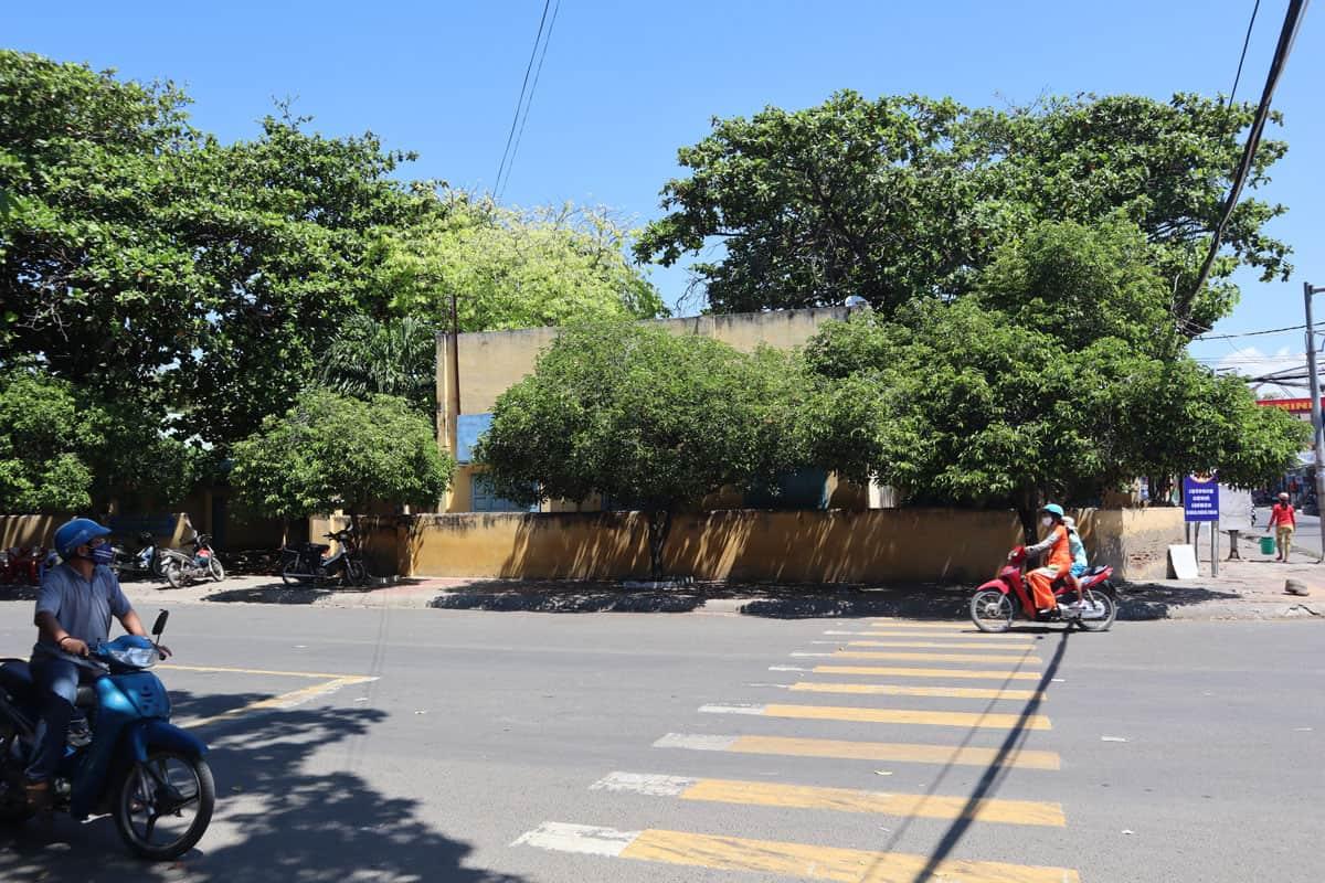 Cơ sở cũ trường Tiểu học Phan Rí Cửa 1