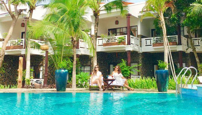 Nghỉ dưỡng tại Ravenala Resort Mũi Né chỉ từ 175K/đêm/người