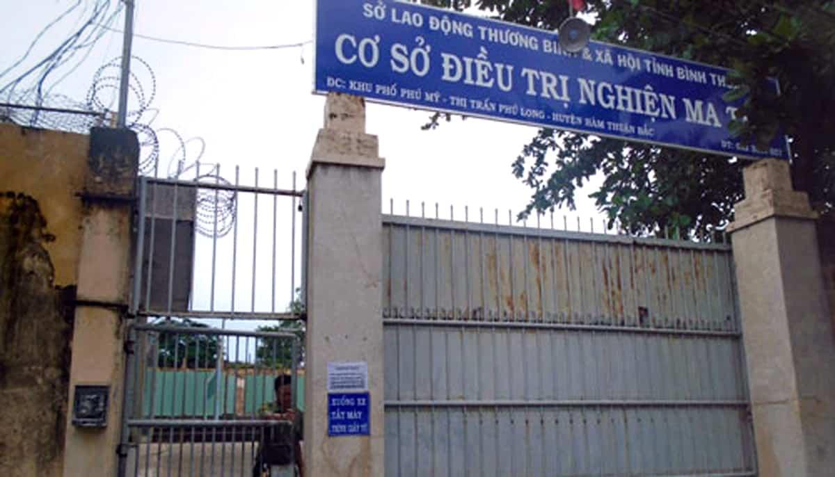 Trung tâm cai nghiện ma túy Bình Thuận cần tuyển 12 bảo vệ