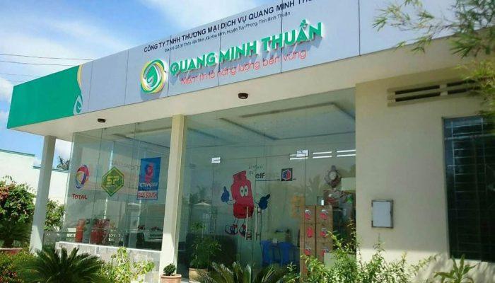 Công ty Quang Minh Thuần cần tuyển tài xế có bằng C