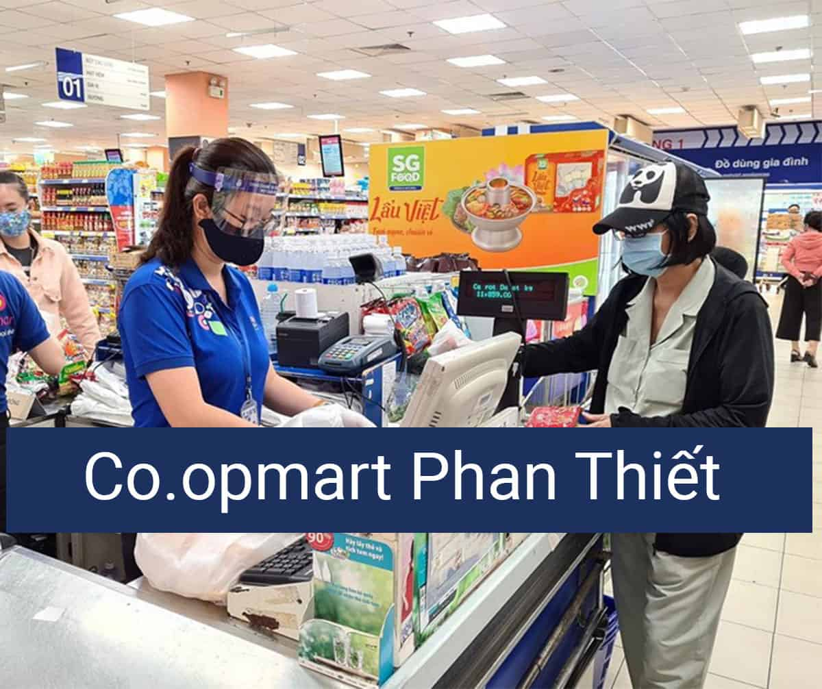 Mua hàng Co.opmart online ở Phan Thiết