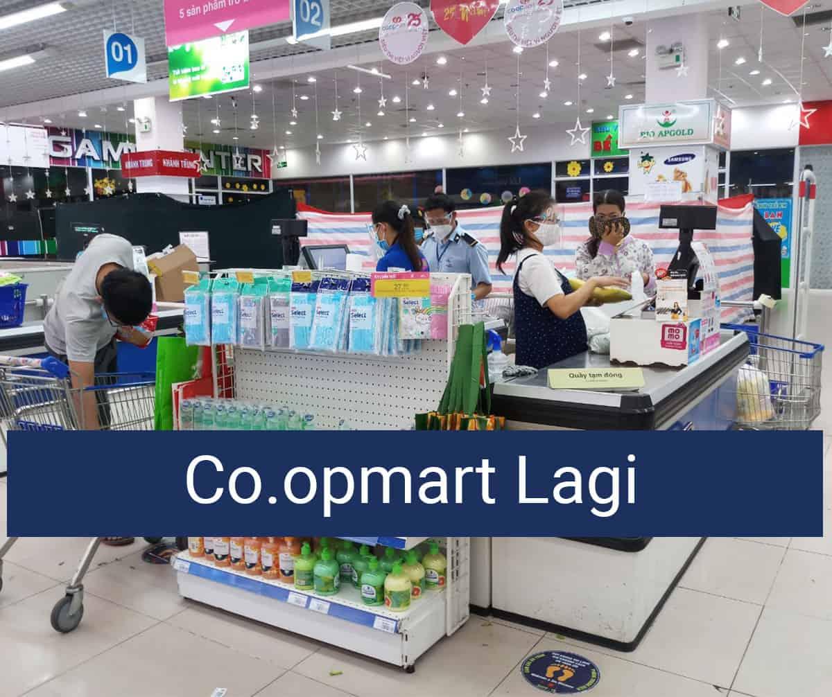 Mua hàng Co.opmart online ở Lagi