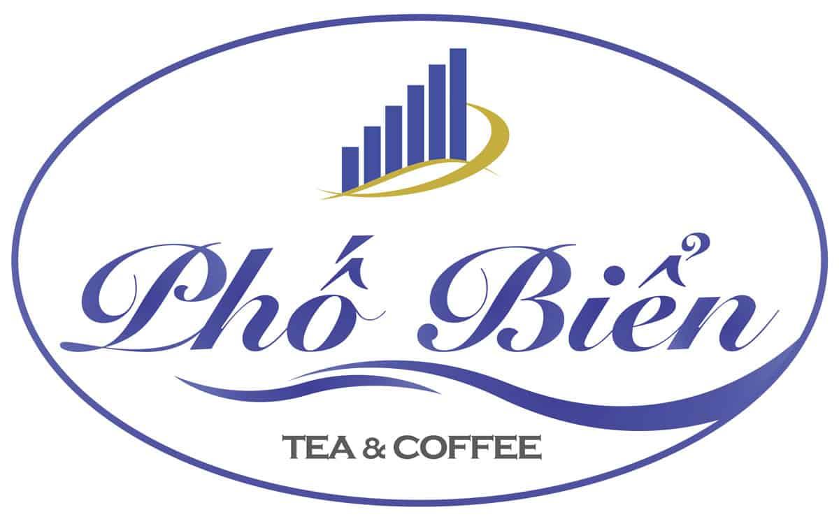 Logo của quán cafe Phố Biển ở Phan Thiết