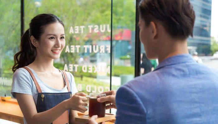 Tea & Coffee Béooo cần tuyển nhân viên phục vụ và giữ xe